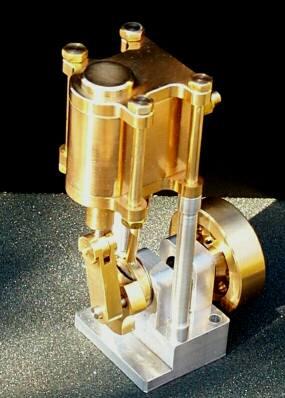 Planos motor stirling casero
